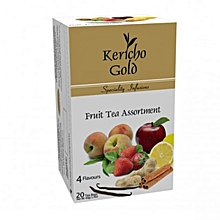20 Fruit Tea Bags - 40g