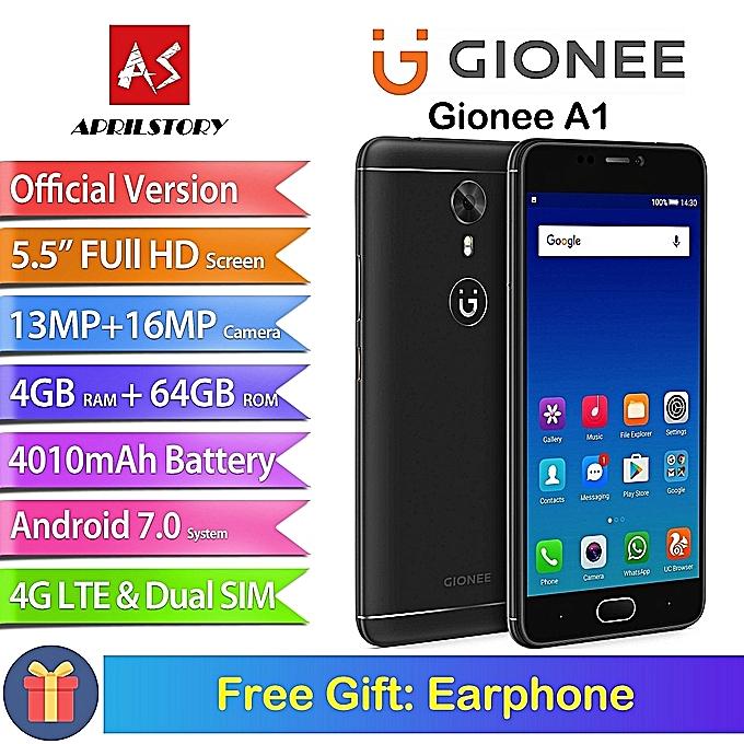 Gionee GIONEE A1 smartphone in Kenya