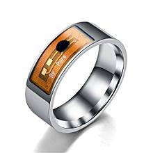 NFC Multifunctional Waterproof Intelligent Ring Smart Wear Finger Digital Ring