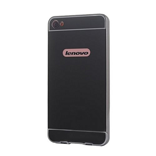 the latest 4cdae 6991b Metal Mirror Border Back Case Cover For Lenovo S60 (Color:c0)