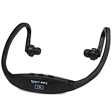 New Style TF Card On-head Sports MP3 Player