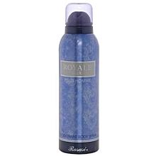 Royale Deodorant Body Spray Blue 200 ml
