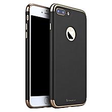 3 in 1 Elegant 3-Piece Hard case iPhone 7 Plus Black