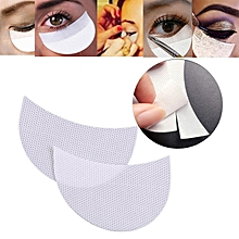 800Pcs Eyelash Pad Under Eye Stickers Makeup Eye Shadow Eyeliner Shields Patches