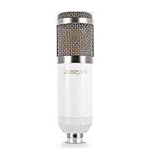 BM - 800 Professional Condenser Microphone Studio Broadcasting Recording-White