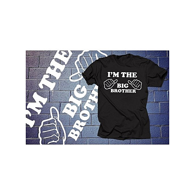 Im The Big Brother T Shirt Gift For Tee Birthday