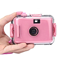 Underwater Waterproof Mini 35mm Film Camera  -Hot Pink