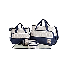 5 piece baby diaper  bag