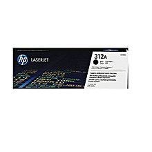 HP 312A Black  Laser Jet Toner Cartridge