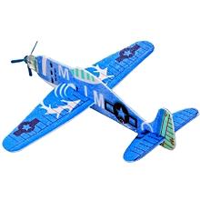 Flying Glider Plane Toy Air Sailer Toy Airplane Random Colour Birthday Christmas Gift For Children-