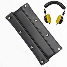 Headband Cushion Comfort pad for SENNHEISER HD545 HD580 HD600 HD650 Headphones-Black