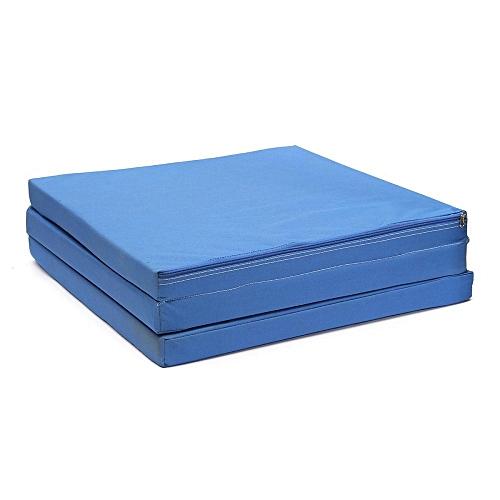 Gym Mats At Mr Price Sport: UNIVERSAL Blue Folding Gym Mat Gymnastics Aerobics