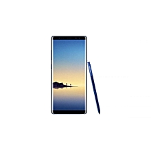 "Galaxy Note 8 - 6.3"" - 64GB - 6GB RAM - Single SIM- Deep Sea Blue"