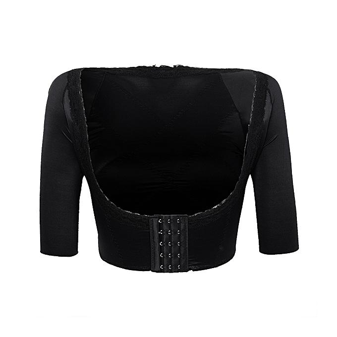 a85bf1e644 Women Breast Push Up Back Correction Belt Slimming Arms Shoulder Shapewear