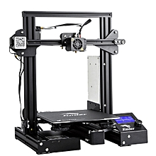 Creality Ender-3 Pro 3D Printers+Magnetic Hot Heated Bed MeanWell Power Supply