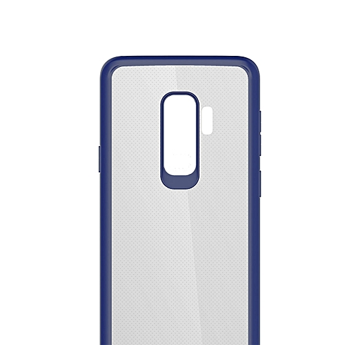 wholesale dealer 25912 b2b25 ROCK Clarity Series for Samsung Galaxy S9 PC + TPU Shockproof Protective  Back Case(Blue)