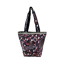 Kalamkari Big Shoulder Bag - Multicolour