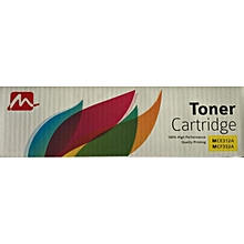 Toner CE312A/CF352A Yellow Cartridge Compatible For HP