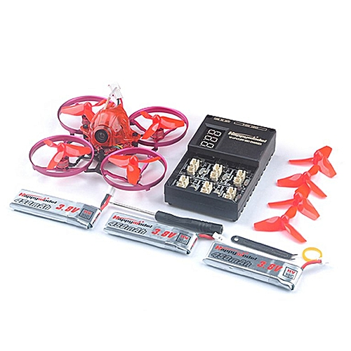 Happymodel Snapper7 WhoopI Brushless Aircraft BNF Micro 75mm FPV Quadcopter  red