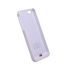 Qi Standard Wireless Charger Receiver Cover Case For IPhone 5 5S (White)