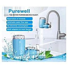 Purewell Water Purifier and Filter