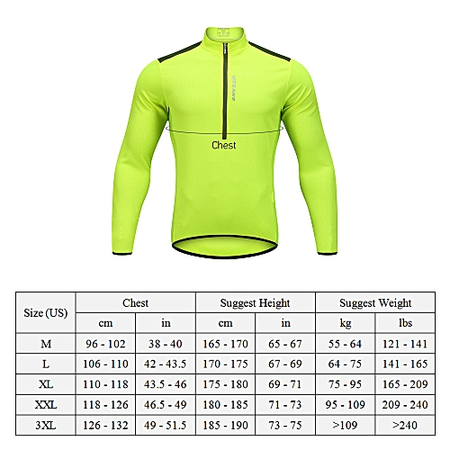 buy generic wosawe men s cycling jersey spring autumn half zip mtb
