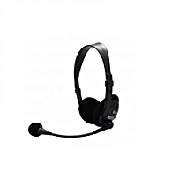 HS 355 Series Headphones for Gaming, PC, Notebook, Mp4- Black