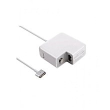 60W L Shape Magsafe Power Charger - White