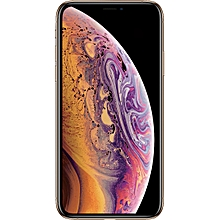 iPhone XS Max 512GB - Gold - Dual SIM (nano-SIM)