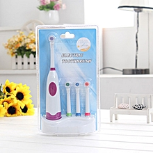 Electric Tooth Brush Heads Replacement For Oral Vitality Precision 4 in 1 Set Toothbrush Electric