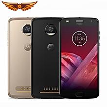 Motorola Moto Z2 Play 3GB RAM 32GB ROM 4G LTE Mobile Phone - Black