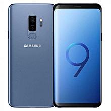 "Galaxy S9, 5.8"", 64GB+4GB RAM, 12MP Camera (Dual SIM) -Deep Sea Blue"