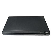 Latest Dv532  DVD Player Ultra Slim Design  - Black