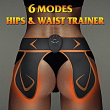 EMS Hips Waist Trainer Buttocks Lifting Machine Body Muscle Massager Fitness Pad