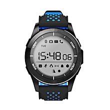 NO.1 F3 Sports Smartwatch Rotatable Dial Waterproof Watch Pedometer Watch