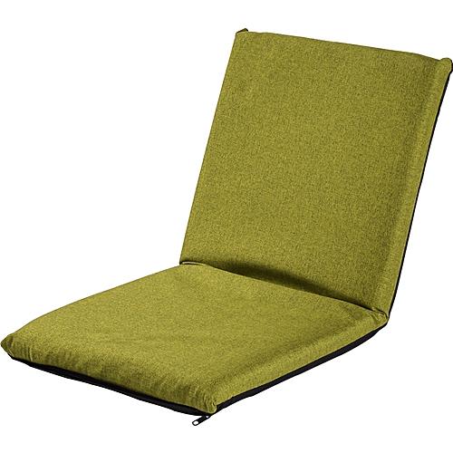 Qukau Lazy Sofa L82 W40 H6cm Tatami Foldable Single Sofa Bed Backrest Chair Balcony Floating Window Folding Cushion Sofa Chair