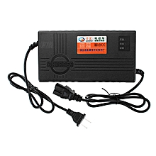60V 20AH Battery Charger For Scooter Wheel Electric Bicycle E-bike Lead Acid Battery-