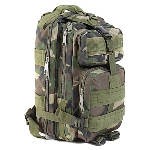 042ce0a8550 Unisex Outdoor Military Tactical Backpack Camping Hiking Rucksacks