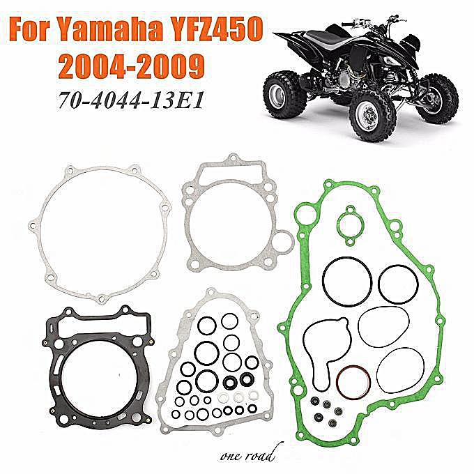 Yamaha Yfz450 2004-2009 70-4044-13E1 Complete Engine Washer O-Ring Case