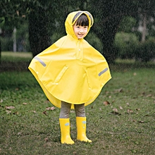 Xiaomi Mijia Children Cloak Raincoat Boy Girls Waterproof Poncho with 3M Reflection Strip