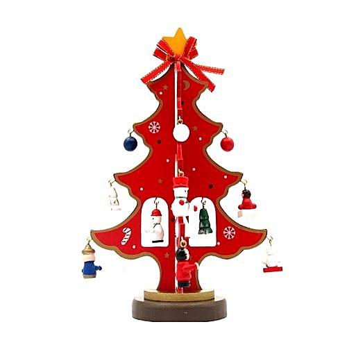 hot xmas snow tree 23cm9inch small decoration tree on desk christmas trees