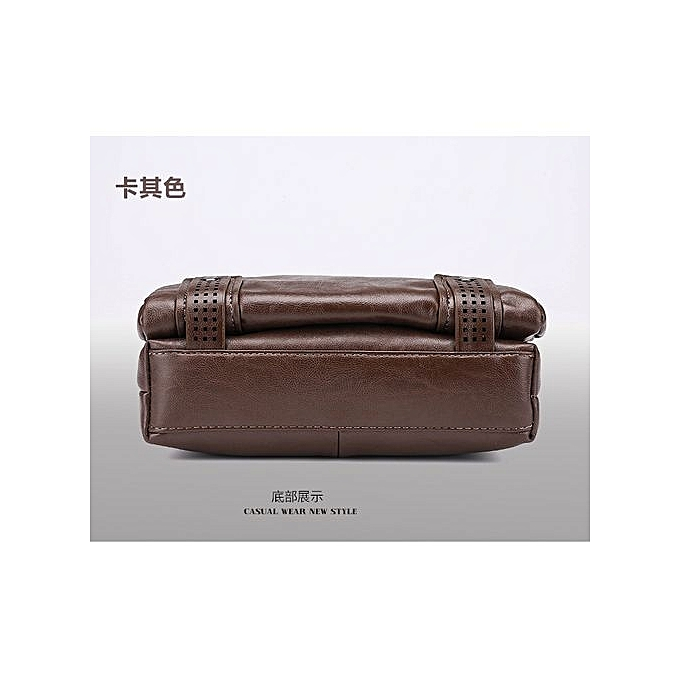 78c0ec2196eb8 ... 2017 Briefcases For Men Business Bag Go To Work Lattice Floral  Briefcases Top Shelf Fashionable Casual ...