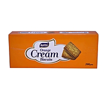 Magic Cream Orange Biscu200g