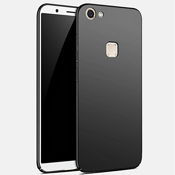outlet store b2e3c 68027 For Vivo V7 Plus Smooth Hard Case Cover Luxury Ultra-thin Frosted Shield  Full Protection High Quality Back Housing For Vivo V7 Plus Casing Shell