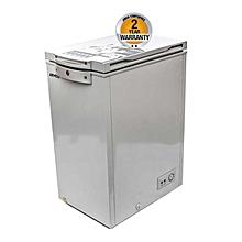 AF-C08(K) - Chest Freezer - 2.5Cu.Ft - 70 Litres - Grey