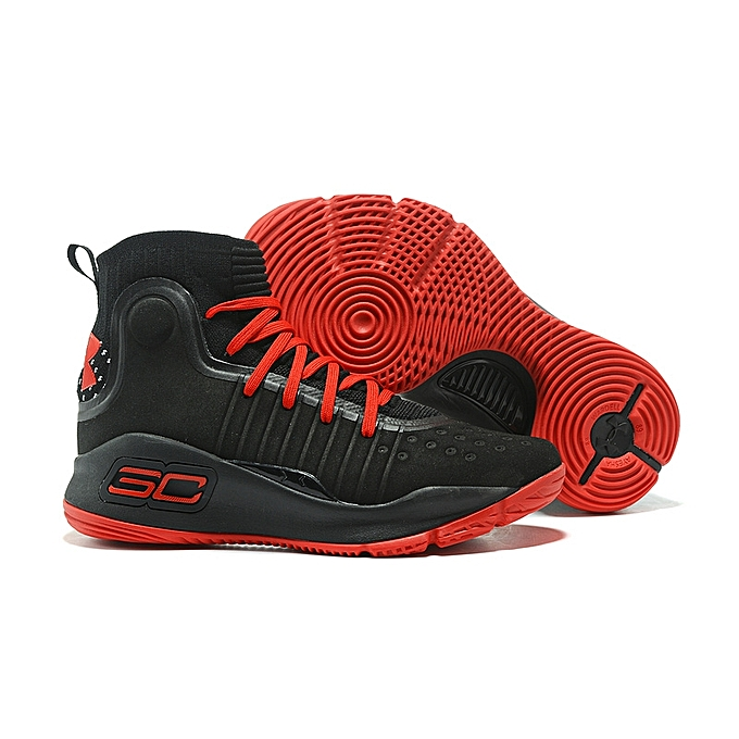 UA Men's Basketball Shoes Stephen Curry 4 Sneakers
