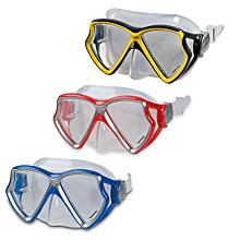 Mask Silicon Aviator Pro: 55980: Intex