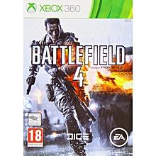 XBOX 360 Game Battlefield 4