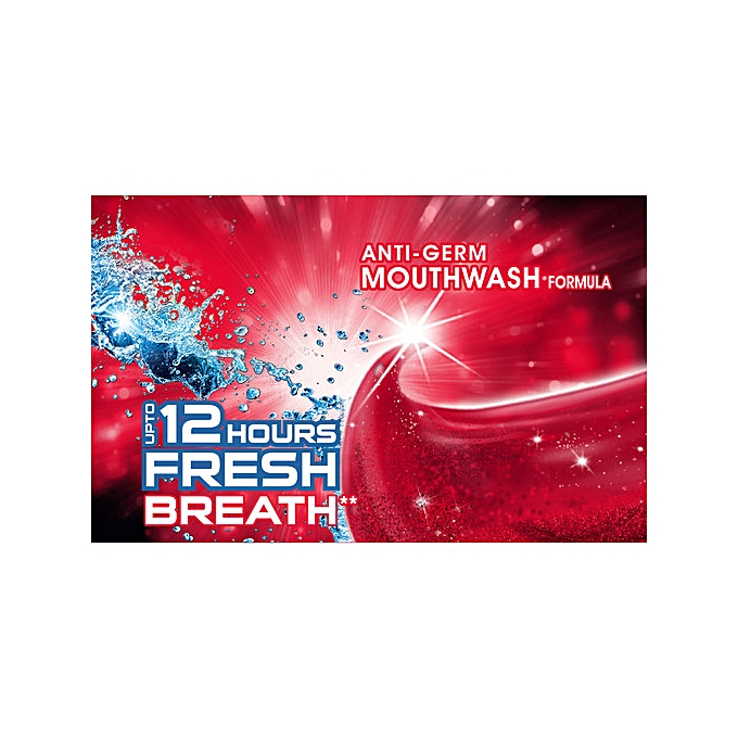 Toothpaste Deep Action Red Hot 125g