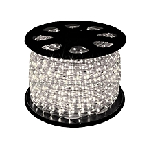 Led Rope Light Comes With 5 Connectors 100m - White